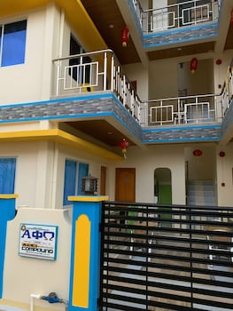 TWIN AP HOMES BORACAY Property Entrance