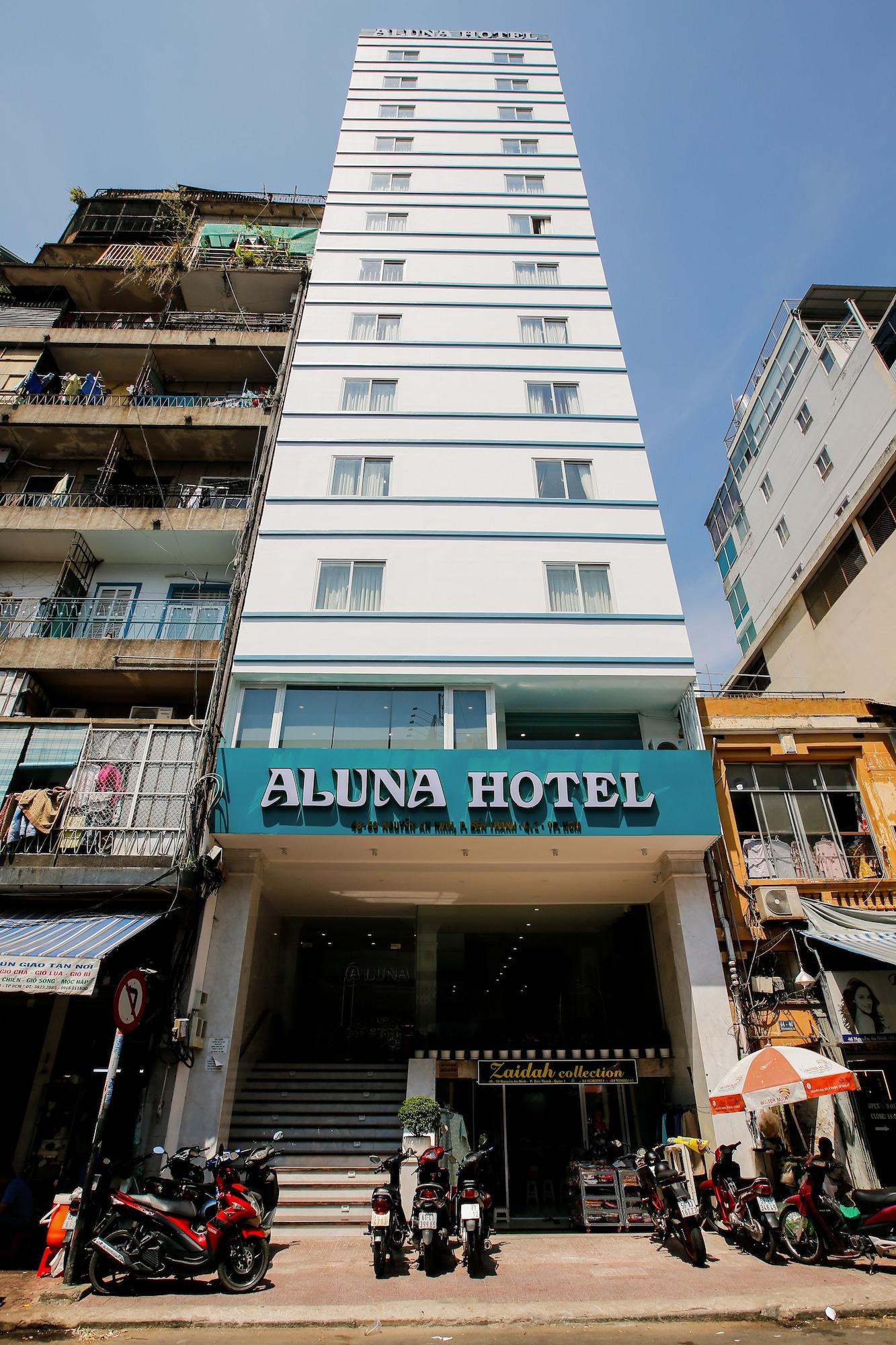 Aluna Hotel, Quận 1