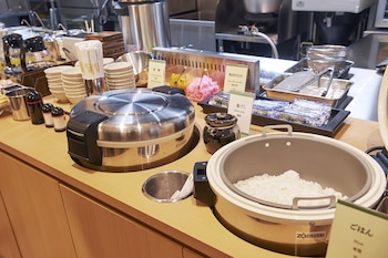 SOTETSU FRESA INN KOBE-SANNOMIYA Breakfast buffet