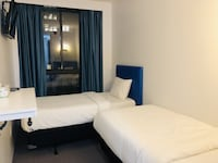 Economy Room, 2 Twin Beds, Non Smoking