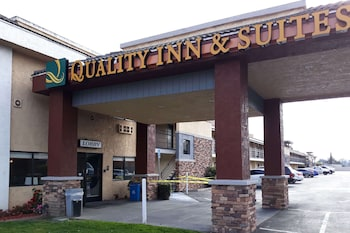 東聖地牙哥埃爾卡洪凱藝套房飯店 Quality Inn & Suites El Cajon San Diego East