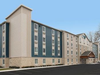 WoodSpring Suites St. Paul Woodbury