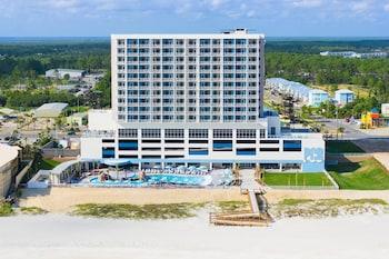 巴拿馬城市海灘海濱萬豪春季山丘套房飯店 SpringHill Suites by Marriott Panama City Beach Beachfront