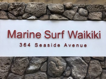 Hotel - Marine Surf Studio/free Parking & Wifi/10b