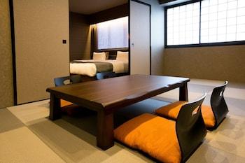 HOTEL BANISTER KYOTO Room