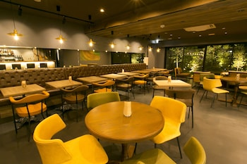 HOTEL BANISTER KYOTO Breakfast Area