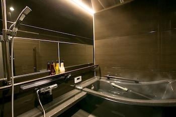 HOTEL BANISTER KYOTO Bathroom