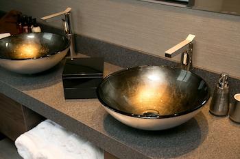 HOTEL BANISTER KYOTO Bathroom Sink