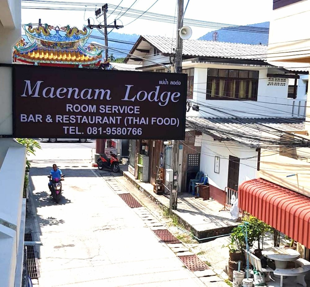 Maenam Lodge