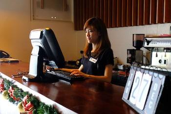 HOTEL SNOW ANGELES Coffee Shop
