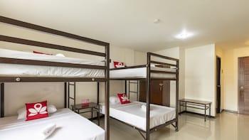 ZEN ROOMS 10TH AVE CUBAO Room