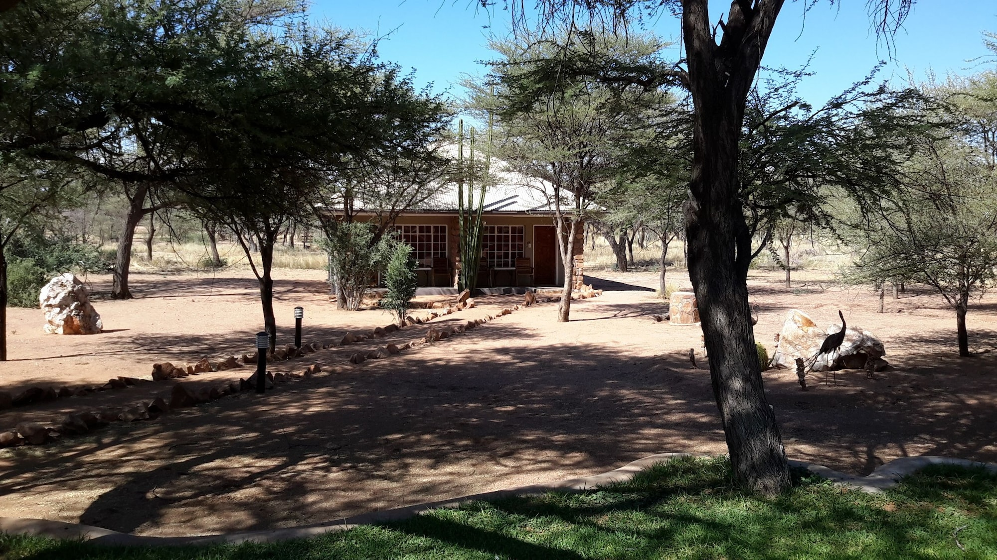 Khan River Lodge, Karibib