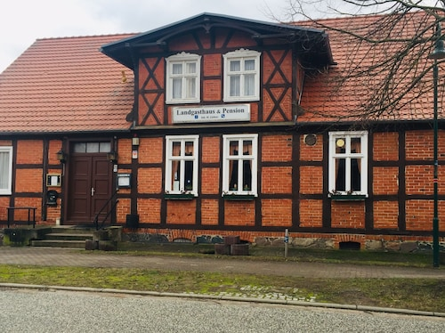 Landgasthaus&Pension M.Liebner, Prignitz
