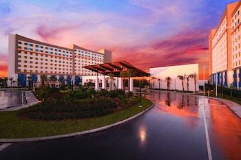 全球無盡夏日渡假村 - 碼頭畔套房旅館 Universal's Endless Summer Resort - Dockside Inn and Suites