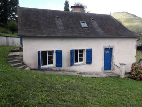 House With 2 Bedrooms in Lurbe-saint-christau, With Wonderful Mountain, Pyrénées-Atlantiques