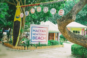MACTAN NEWTOWN CONDOTEL Property Grounds