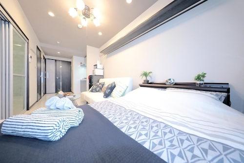 Omotenashi Usagi Apartment in Namba (15-10), Osaka
