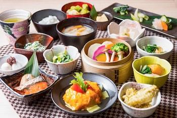 MITSUI GARDEN HOTEL KYOTO STATION Breakfast buffet