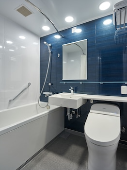 MITSUI GARDEN HOTEL KYOTO STATION Bathroom