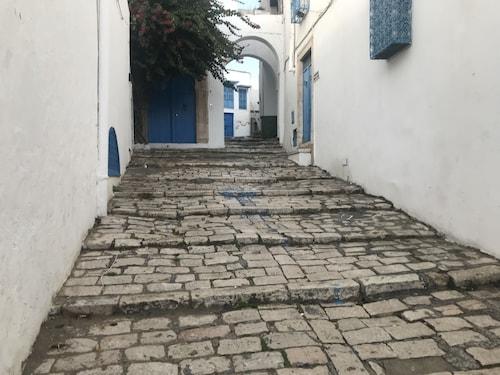 Cosy S3 At Sidi Bou Said Village, Carthage