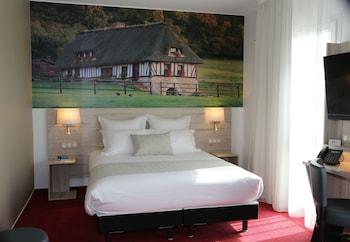 The Originals City, Hotel Acadine, Pont-Audemer