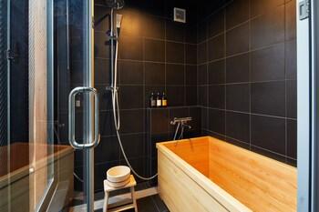HANARE KYOTO HACHIJOGUCHI Deep Soaking Bathtub