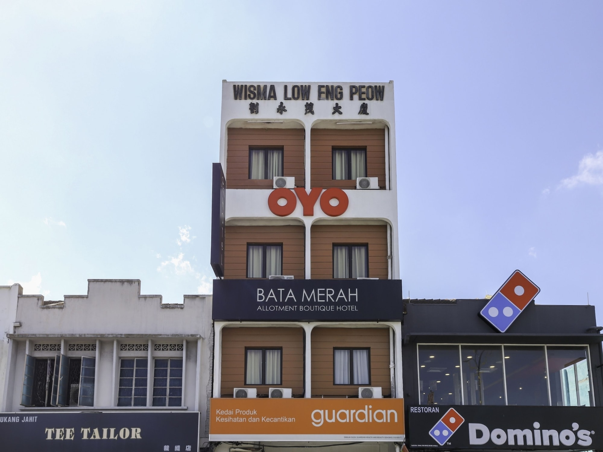 OYO 696 Bata Merah Boutique Hotel, Kuala Langat