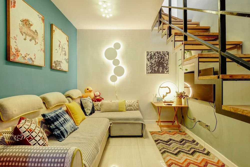 Jiusu Home - Traditional Beijing Concept