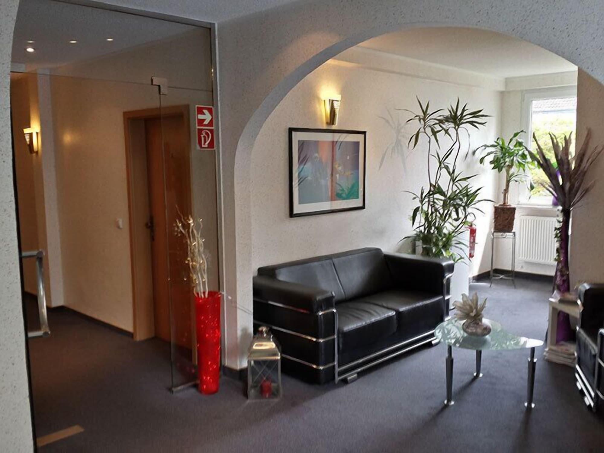 Hotel Merkur Garni, Hildesheim