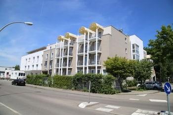 科恩韋斯特海姆舒適寄宿式飯店 Comfort Boardinghouse Kornwestheim