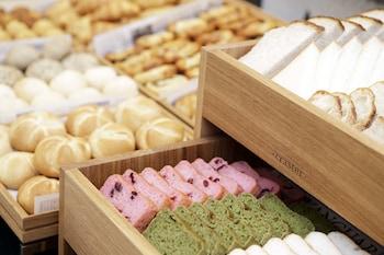 HOTEL TRUSTY PREMIER NIHONBASHI HAMACHO Breakfast buffet