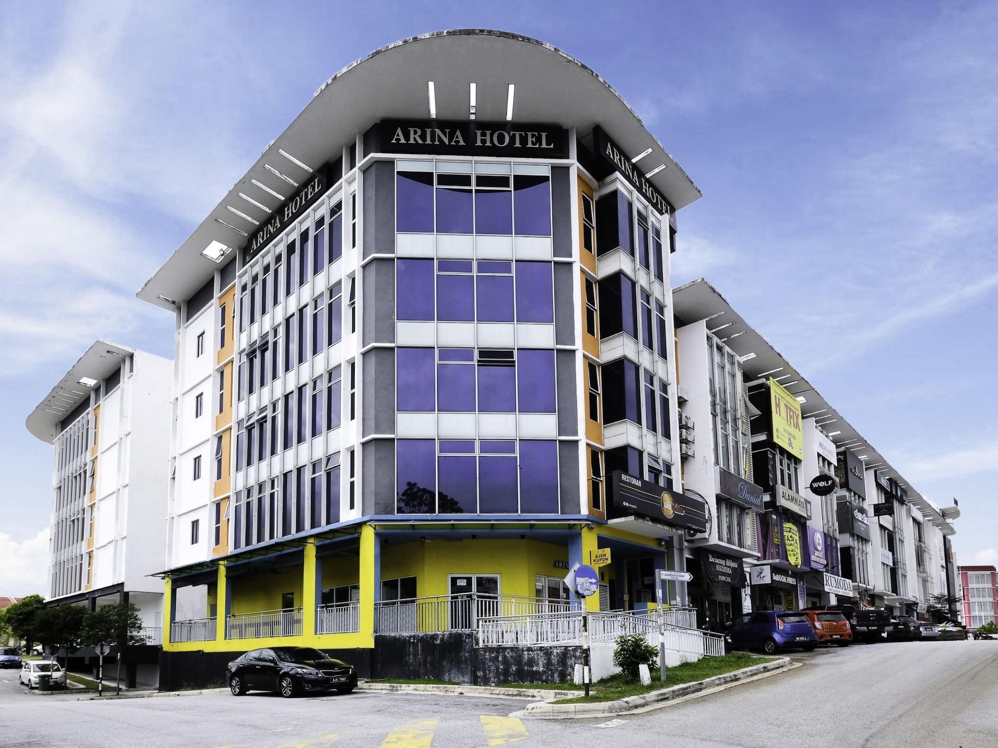 OYO 714 Arina Hotel, Hulu Langat