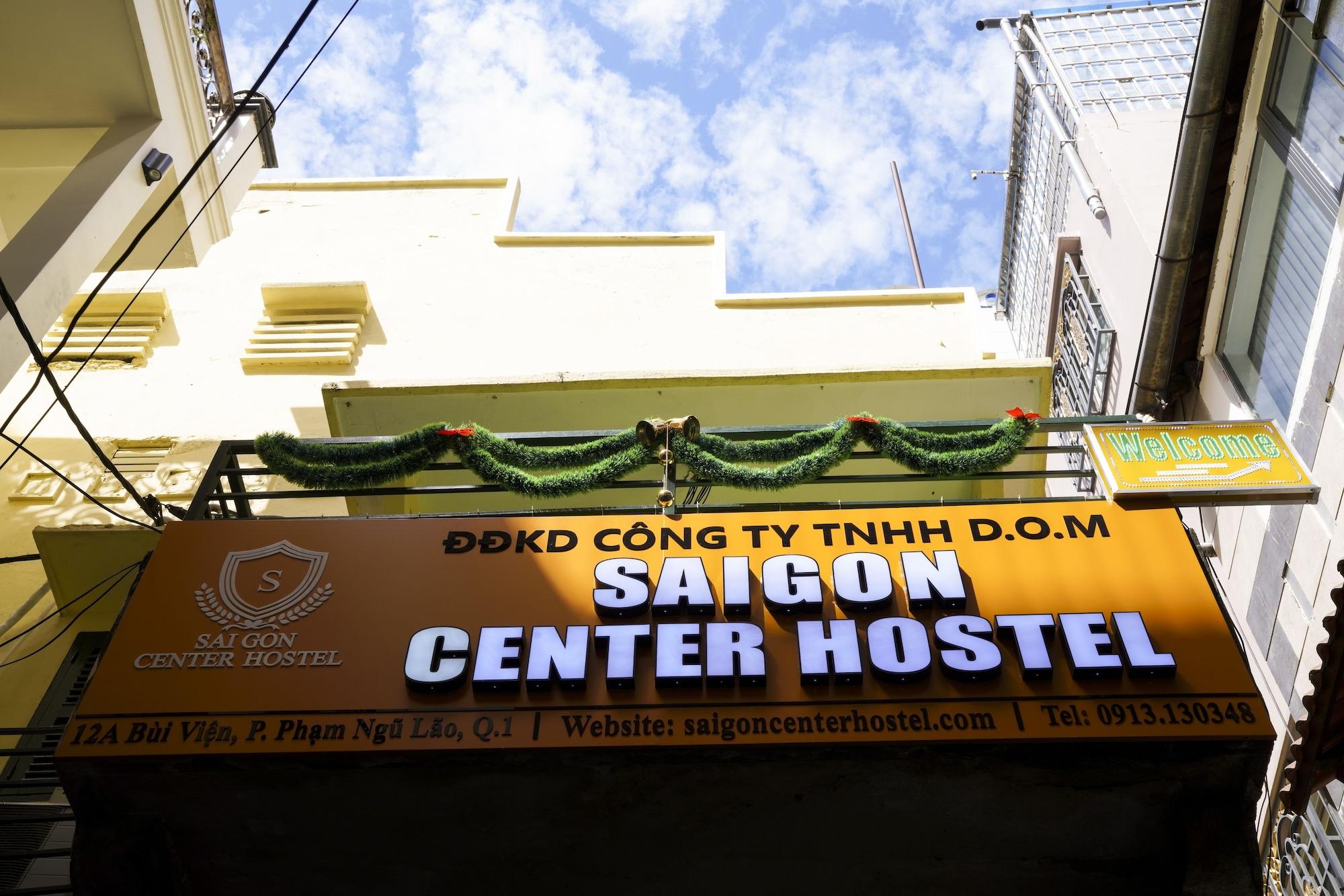 Saigon Center Hostel, Quận 1