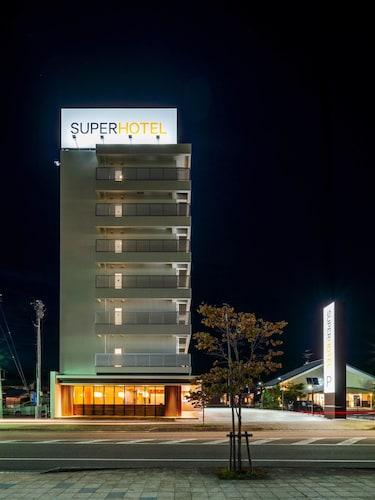 Super Hotel Yamagata Sakuranbo Higashine Ekimae, Higashine