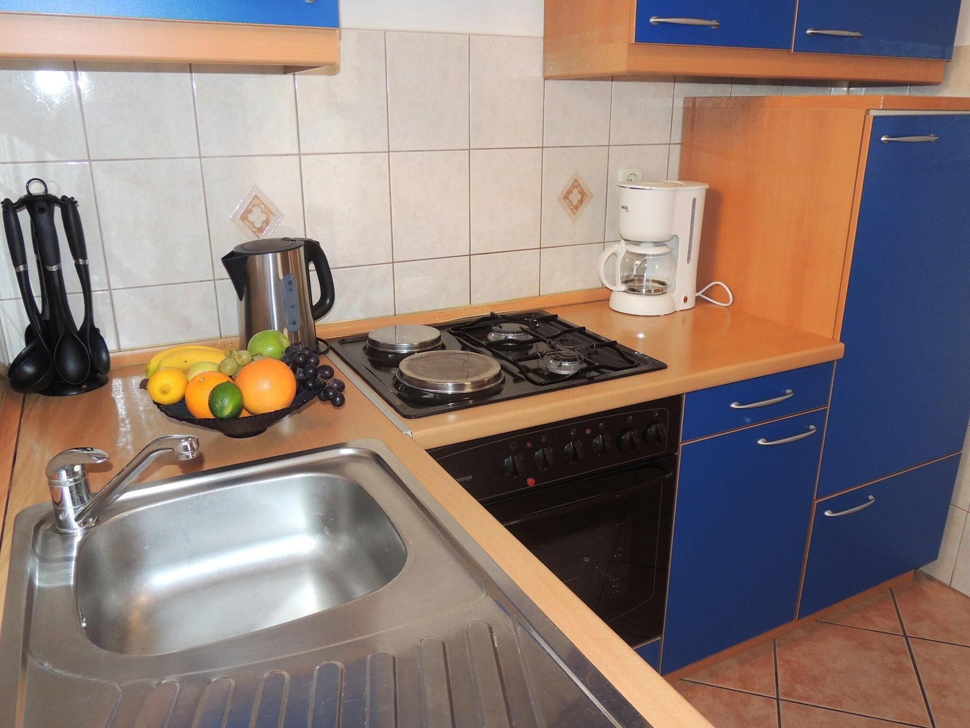 Apartment Milena J, Malinska-Dubašnica