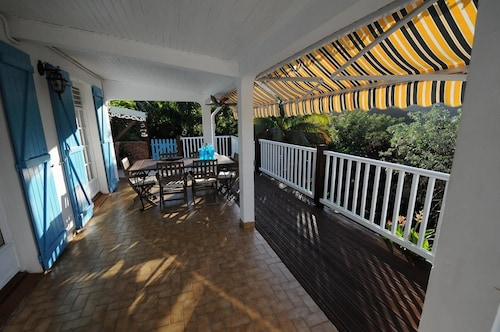 House With 2 Bedrooms in Le Morne-vert, With Wonderful Mountain View,, Le Morne-Vert