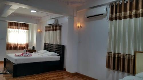 Golden Palace Hotel Hpa An, Kawkareik