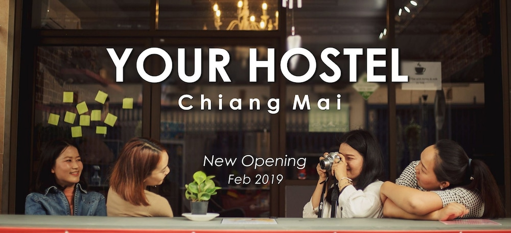 Your Hostel at Chiang Mai - Adults Only