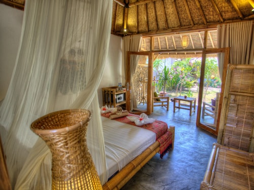 Bambu Cottages, Kepulauan Gili