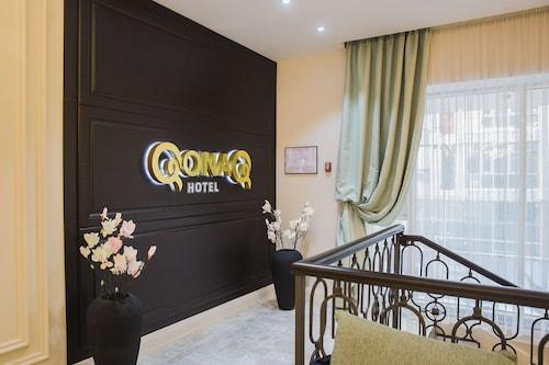 QonaQ Hotel, Tselinogradskiy