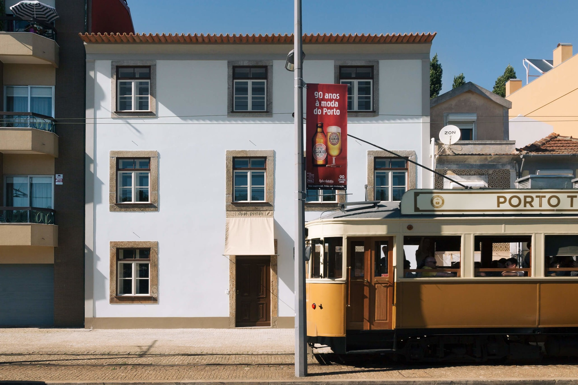 Duas Portas Townhouse, Porto