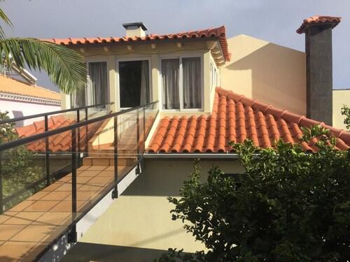 House With one Bedroom in Gaula, With Wonderful sea View, Enclosed Gar, Santa Cruz