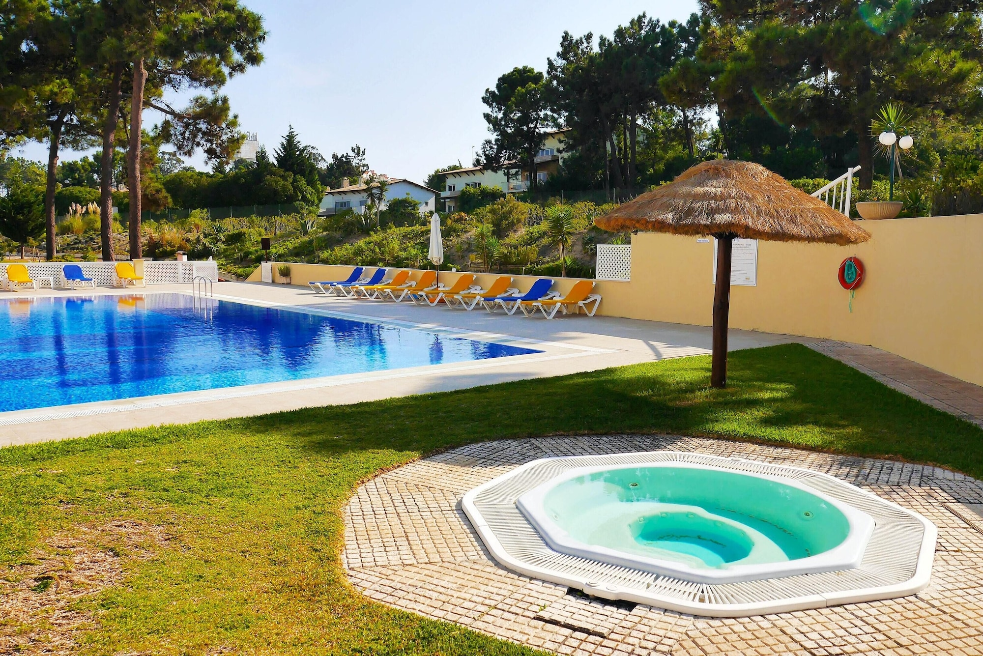 Apartment With 2 Bedrooms in Grandola, With Wonderful Lake View, Pool, Grândola