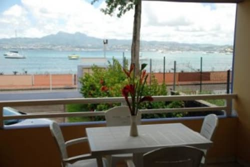 Apartment With one Bedroom in Les Trois-îlets, With Wonderful sea View, Les Trois-Îlets