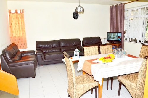 Apartment With 4 Bedrooms in Trou aux Biches, With Wonderful sea View,,