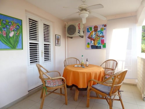Apartment With 2 Bedrooms in Les Trois-îlets, With Wonderful sea View,, Les Trois-Îlets
