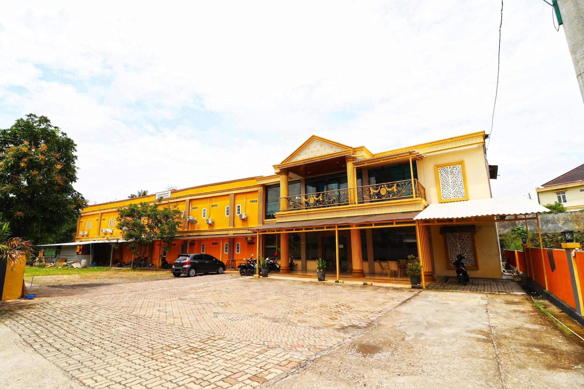 Ombey Guest House, Bogor