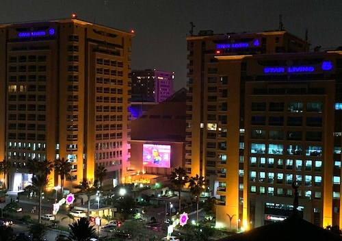 . Luxury Apartment City stars