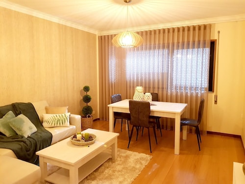 Apartment With 2 Bedrooms in Braga, With Wonderful City View and Wifi, Braga
