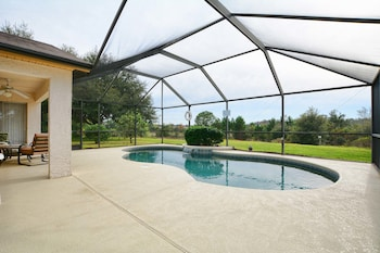 Greater Groves - 3 Bedrooms House w/pool-5205GG